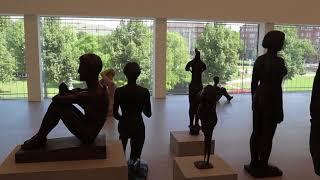 Ein Tag im Museum für moderne Kunst