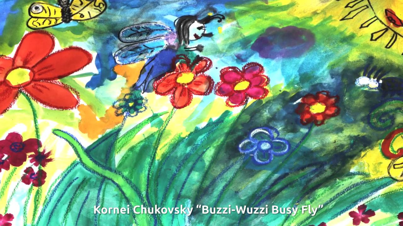 """""""Buzzi-Wuzzi Busy Fly"""""""